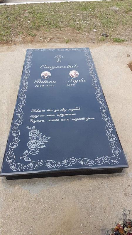 Izrada spomenika, grobnice